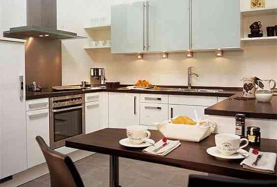 Factores simples para decorar cocinas - Cocinas tonos oscuros y grises