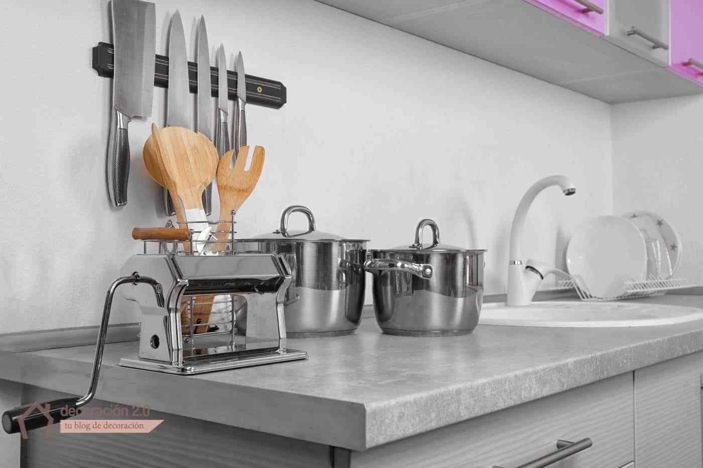 Fregaderos, tipos y tendencias para tu cocina ideal