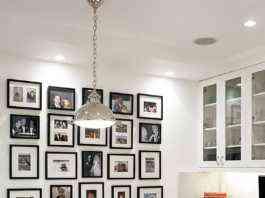 Cuadros para decorar una cocina moderna