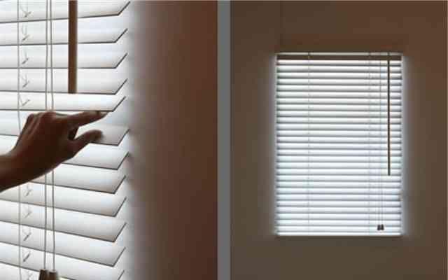 Bright Blinds ventanas simuladas