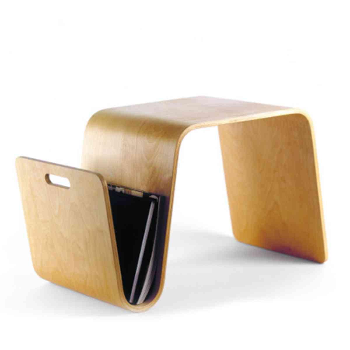 muebles multifunción con revistas