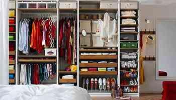 Personaliza tu armario con ikea for Organizacion de armarios empotrados