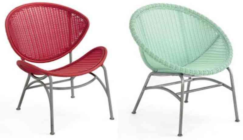sillas de jardin pier