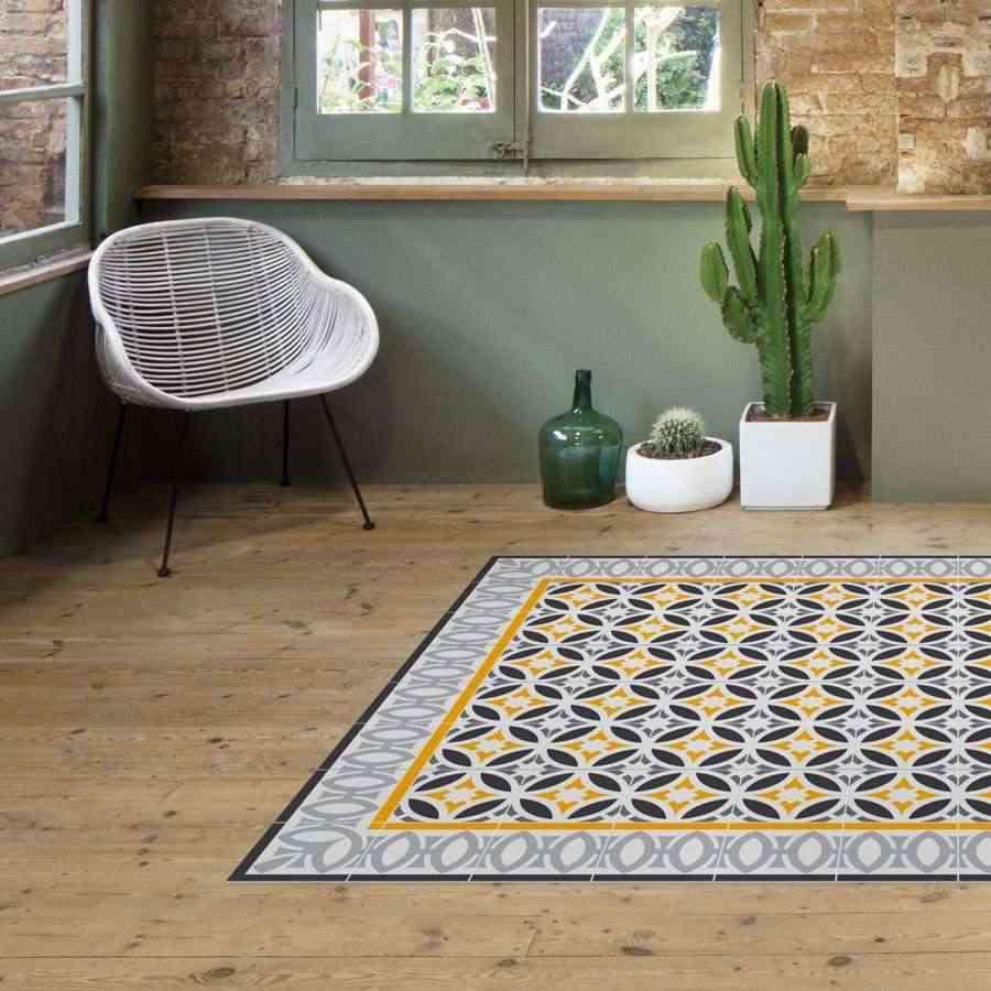 Decoraci n con alfombras de pl stico - Casa de alfombras ...