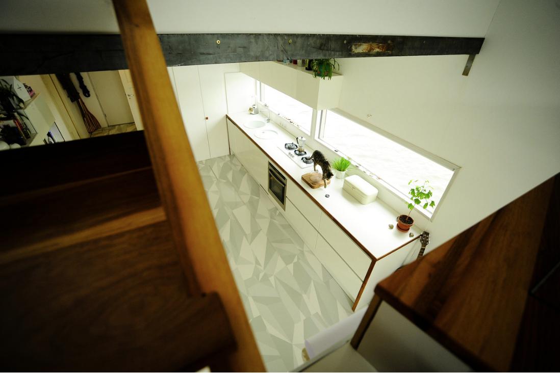 decoracion de interiores - casa flotante 4
