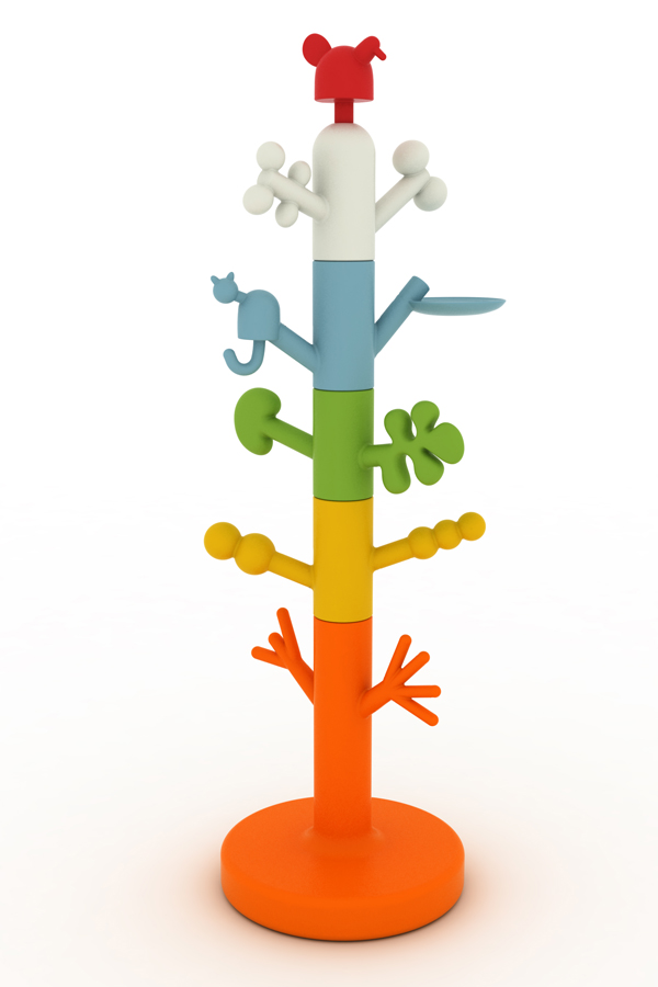 perchero infantil coat tree