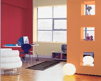 Simulador de ambientes bruguer elige los colores de la casa - Combinacion de colores para pintar interiores ...