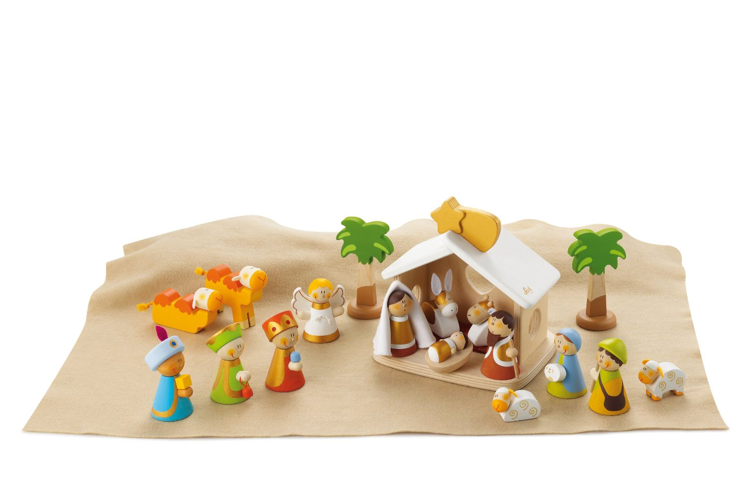Bethlehem wooden toy sevi