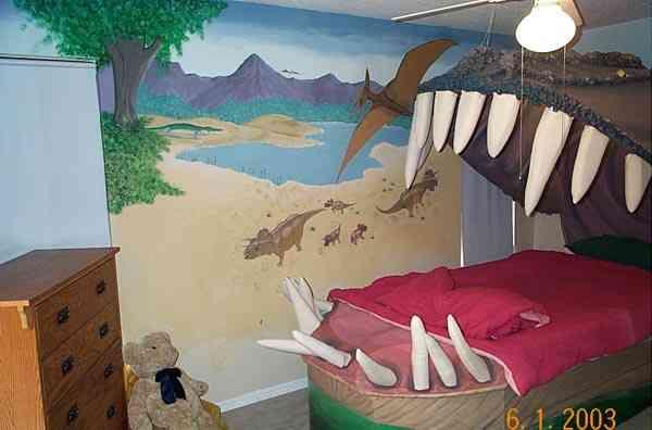 cama dinosaurio3