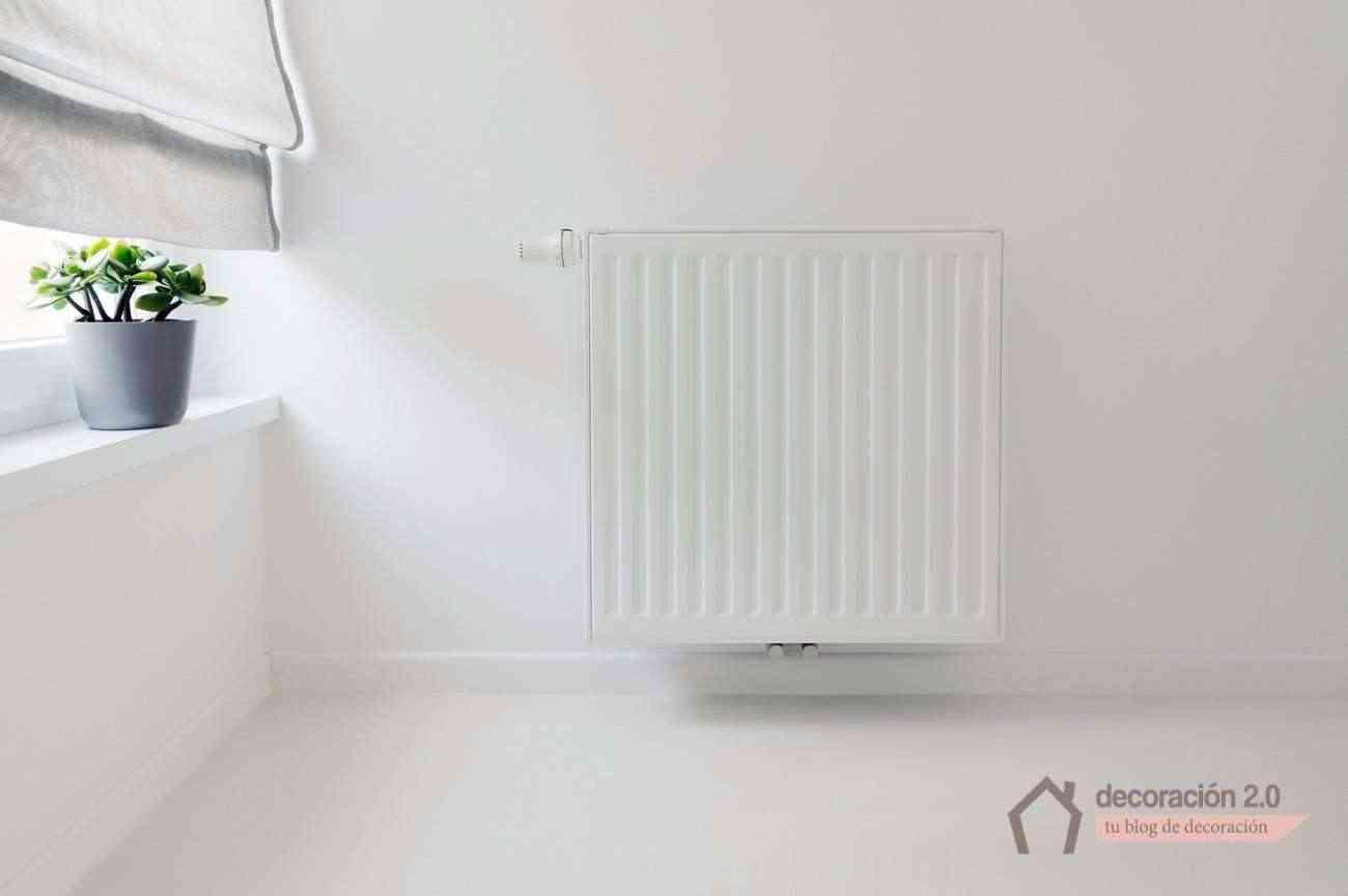 decoración interior - radiador