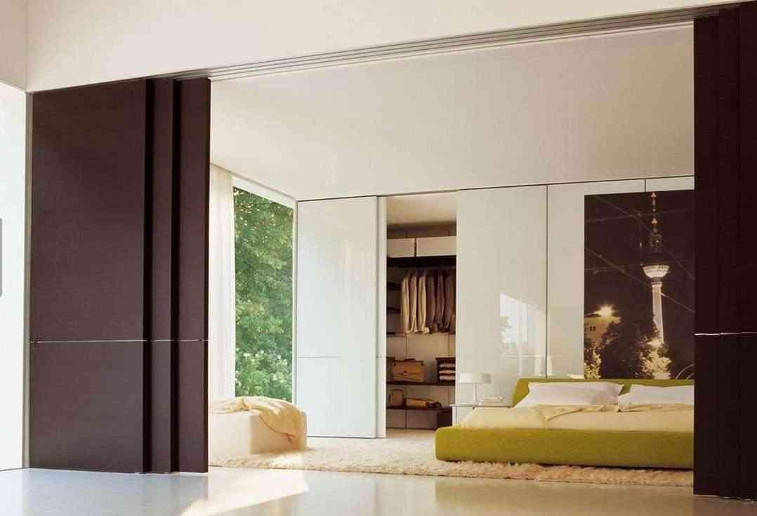 Glide, puertas correderas que separan espacios - photo#1