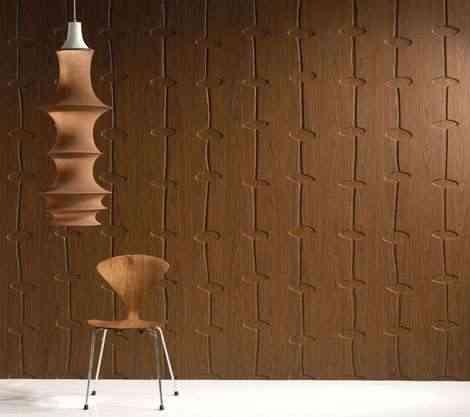 Iconic paneles de madera tallados para la pared - Paneles de madera para paredes interiores ...