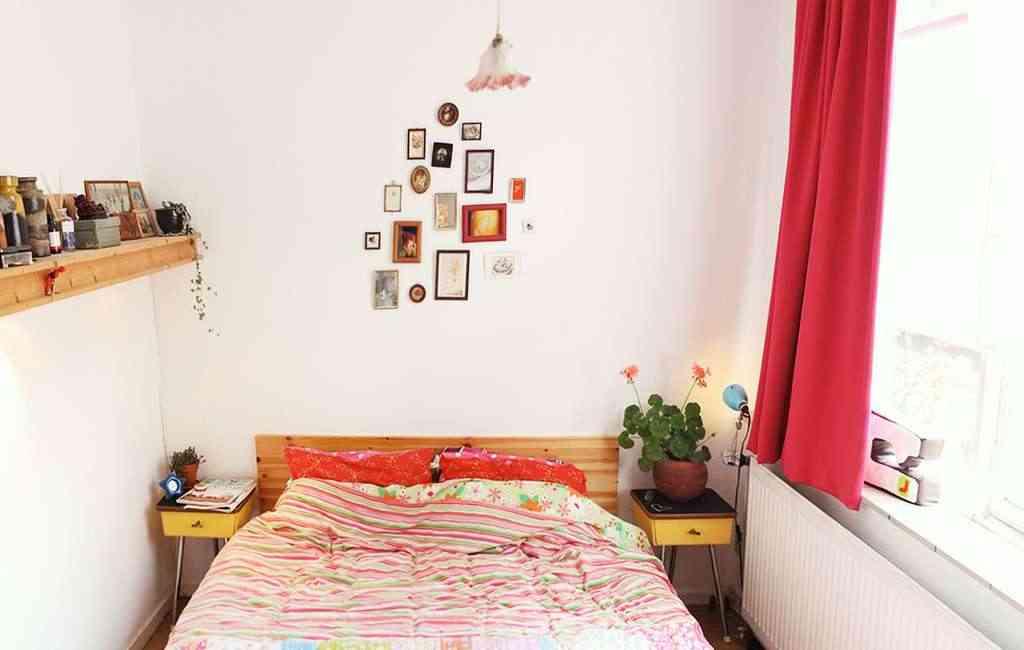 habitacion pequeña - aprovechar espacios