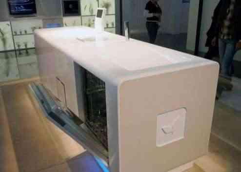 Green Eco Sistem Kitchen, la nueva cocina compacta y ecológica de ...
