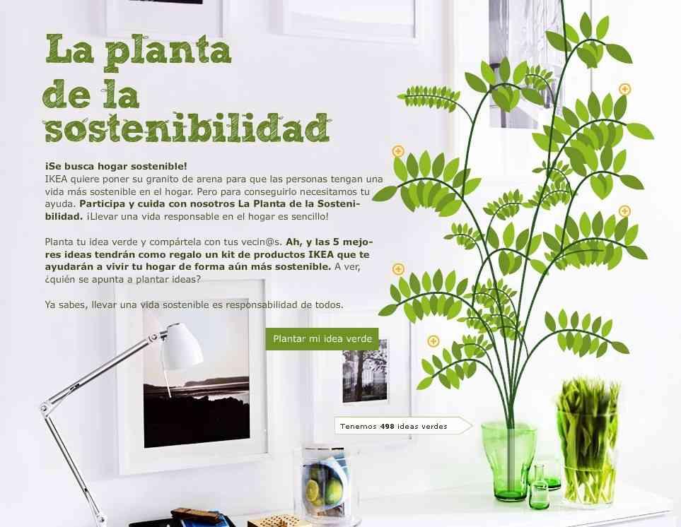 planta de La Ikea con la sostenibilidadcontribuye cuidar a CtshrdBQx