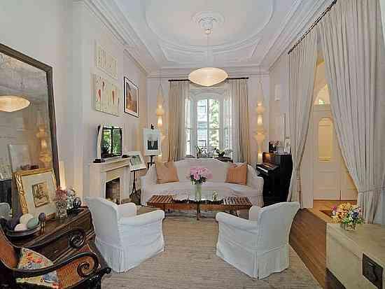 La casa de Uma Thurman