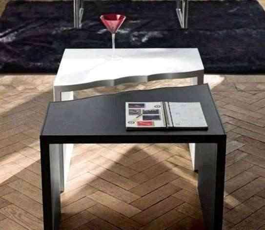 Las nuevas mesas cambiaron mi decoración