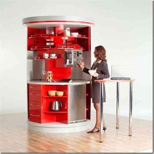 idea para una cocina funcional