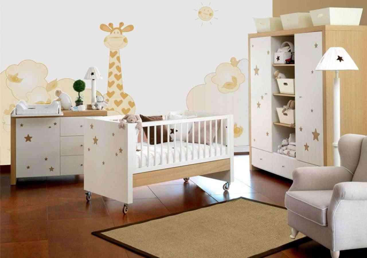 muebles esenciales para una habitación infantil