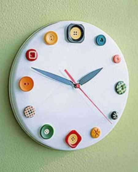 Haz tú misma un original reloj de estilo rústico, Decoración 2.0