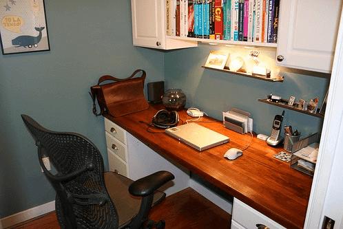 Sugerencias para crear una oficina en casa o espacios for Como crear una oficina en casa