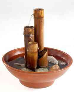Idea para hacer una fuente feng shui for Como hacer una fuente de agua para jardin