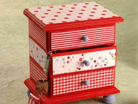 Tapizar con tela la casita de mabely gabitos - Materiales para tapizar ...