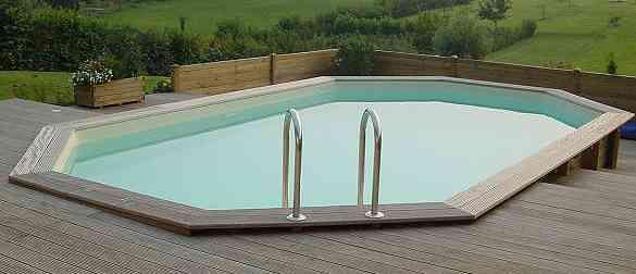 Como enterrar una piscina desmontable como enterrar una for Piscinas acero baratas