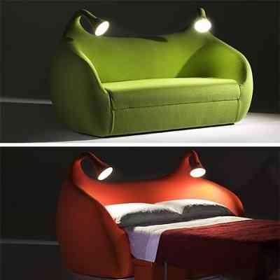 Sofá cama plegable morfeo