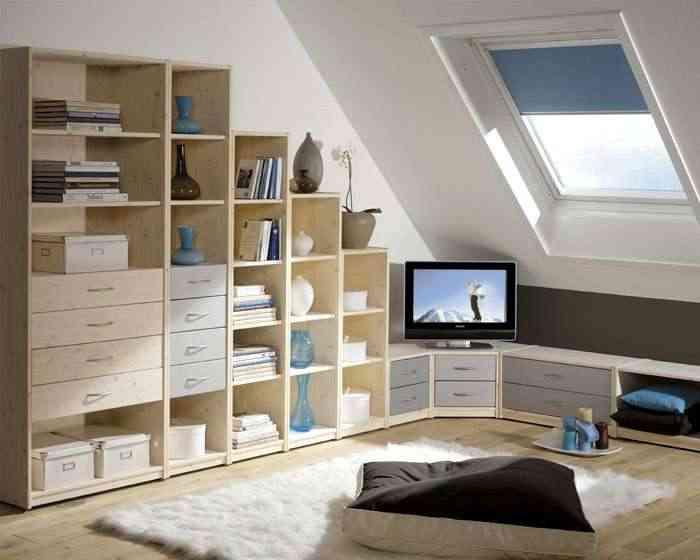 Consejos para decorar buhardilla - Habitaciones en buhardillas ...
