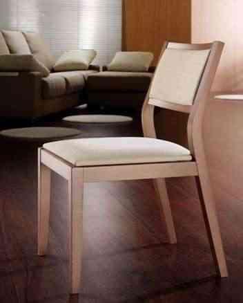 silla estilo moderno