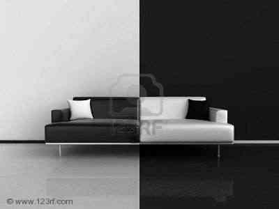 5919915-sof-cl-sico-en-blanco-y-negro-en-contraste-a-blanco-y-negro-de-piso-pared