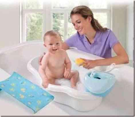 Baños para bebes-7