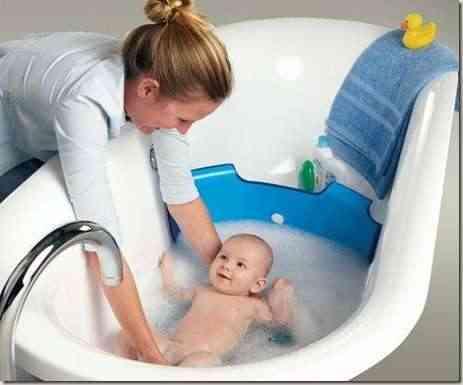 Baños para bebes-8