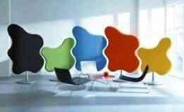 Biombos de colores para decorar