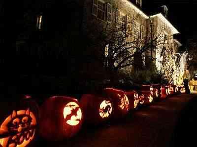 Cánada en Halloween