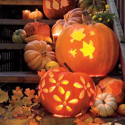 how to decorate pumpkins for halloween
