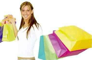 De compras