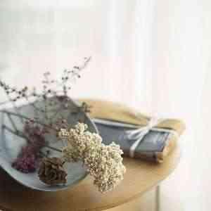 Flores al estilo vintage