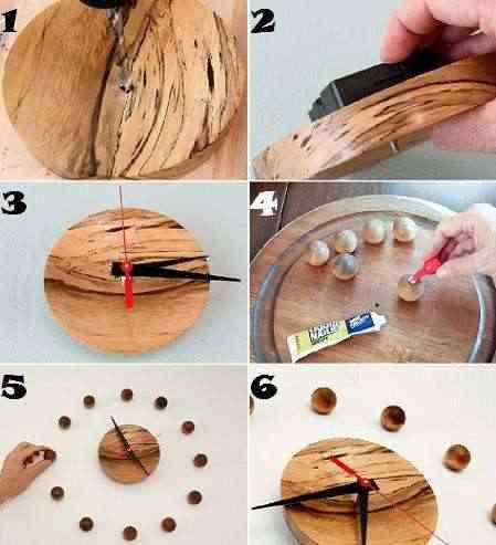 reloj-de-pared-con-disco-de-madera-y-bolas1