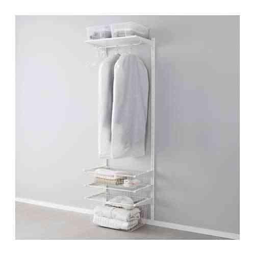vestidor de IKEA - algot-riel-susp-cesto-rejillaJPG