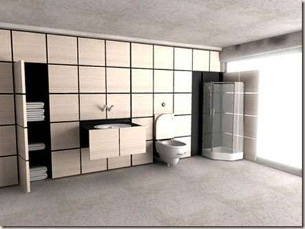 Ideas para baños pequeños-9