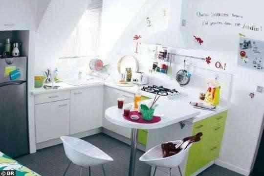 Grandes ideas para pequeñas cocinas
