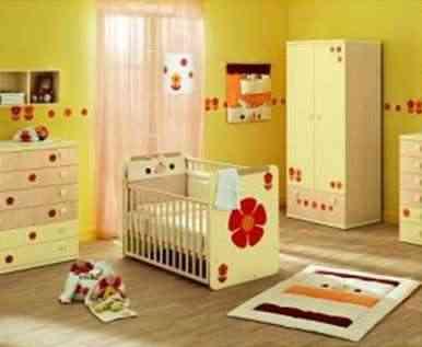 Planificar un cuarto infantil