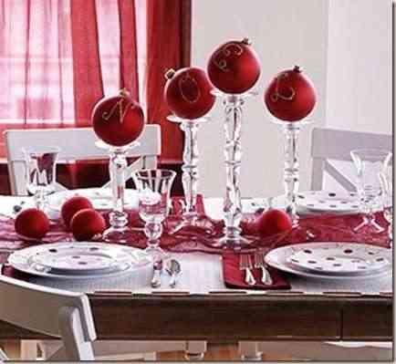 decoraciones-navideñas-de-mesas