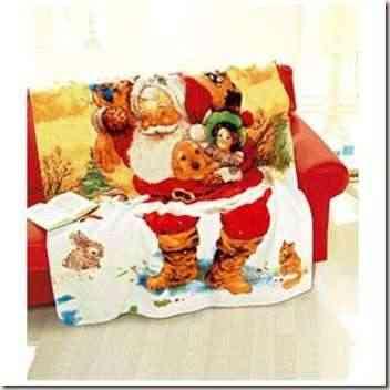 decorar baño en navidad-8