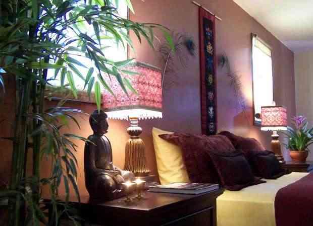 Colores del feng shui para pintar las paredes del hogar
