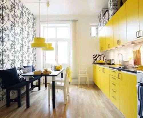 Decorar la cocina eligiendo colores I