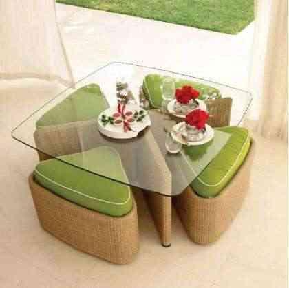 lo que necesitas para tu terraza en poco espacio Sushi en tu Terraza