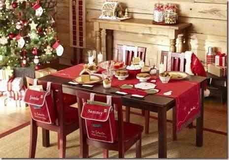 niños decoracion navideña-9